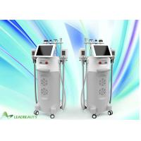 10.4 inch screen 1- 50J/cm2 RF energy  AC220V±10% cool tech slimming shape cellulite removal cryolipolysis machine price