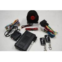 Wholesale Auto alarm with engine start, 2 remotes from china suppliers