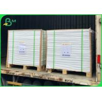 China Double Side Matt Coated 160um Stone Paper For Advertising Materials Anti Water for sale