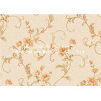 Hot Stamping Heat Transfer Foil Wall Paper Design for sale