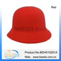 Wholesale Ladies fashion hats bowler cloche hats wholesale from china suppliers