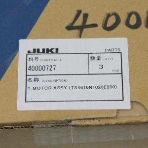 Quality JUKI-Y-Motor-Assy-TS4616N1020E200-40000727-2 for sale