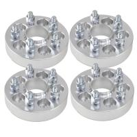 1 (25mm) Hubcentric 5x100 Wheel Spacers for Subaru Forester WRX M12-1.25 for sale