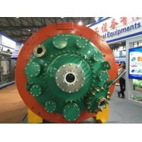 Best Industrial chemical reactors painted with 1 red base coat , 1 grass green top coat wholesale