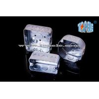 Wholesale Steel Square Junction Box Electrical Boxes And Covers For Lighting Fixtures from china suppliers