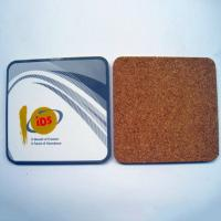 China Personally Custom Wood Drink Coasters Placemats For Food And Beverage on sale