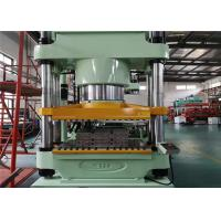 Wholesale 4 Columes Structure Plate Vulcanizing Machine Single Operation Platform Face - Down Design from china suppliers