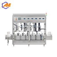 Wholesale 2019 the newest various semi- automatic oil bottle filling machine from china suppliers