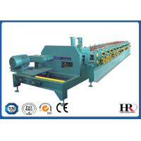 Wholesale Adjustable CZ Roll Forming Machine With Manual Or Hydraulic Decoiler from china suppliers