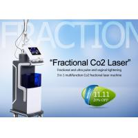 China 10600nm Co2 Fractional Laser Treatment Machine For Skin Resurfacing / Acne Scars for sale