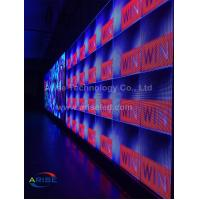 Wholesale 96x96 pixels 960x960mm Waterproof cabinet RGB DIP Full color P10 P12 P16 LED display scree from china suppliers