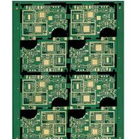 Wholesale 4 Layer CEM-3 FR-4 Electronic Circuits PCB Panel, Immersion Gold Printed Circuits Board from china suppliers