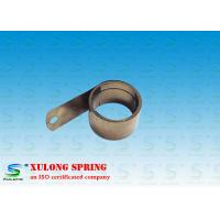 Quality Power Shelf Pusher Helical Torsion Springs , Flat Spiral Spring 13MM Material Width for sale