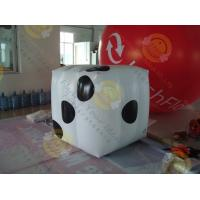 Wholesale 2m Inflatable Helium Balloon , 0.18mm PVC Big Advertising Balloons from china suppliers