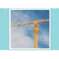 Wholesale Large Construction Hammerhead Tower Cranes / Travelling Tower Crane from china suppliers