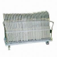 Wholesale Storage Furniture Hand Trucks with 4-inch Caster Size, Measures 1,720 x 520 x 870mm from china suppliers