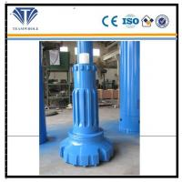 Reliable DTH Drilling Tools Blue Concave Spehrical Th10 Series Dth Bits