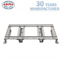 Quality 19 Inch 3U 200 Pairs MDF Main Distribution Frame For Telecommunication for sale