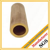 Wholesale hollow orichalc copper sections from china suppliers