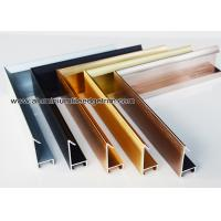 Wholesale Modern Design Aluminium Picture Frame Mouldings With Narrow Frame Border from china suppliers