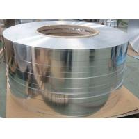 Wholesale Thickness 0.05 - 0.6mm Hot Rolling Aluminium Strip / Tape For Cable Transformer from china suppliers