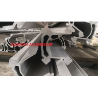 Buy cheap 7001 Rock Drill Aluminium Extruded Profiles For Longitudinal Deviation from wholesalers