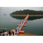 China Floating Pontoon Boat Pontoon Bridge for sale