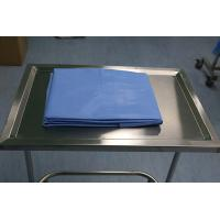 Wholesale Blue Color Disposable Surgical Packs Sterile Medical Pack Drapes CE / ISO from china suppliers