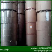 Coated Art Paper 128 gram for sale