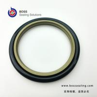 Wholesale Single acting PTFE bronze rubber hydraulic cylinder rod seal BSJ from china suppliers