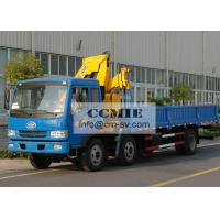 Wholesale Durable XCMG Transportation Truck Mounted Crane With 6300kg Max Lifting Capacity from china suppliers