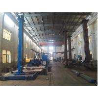 Best Automatic Moving and Turning Welding Manipulator 4 * 4m  for Chemical Industry wholesale