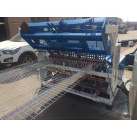 Automatic / Manual Mesh Panel Welding Machine Easy Operate For Fence Construction