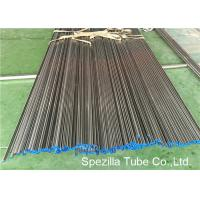 Best ASME SA249 Annealed And Pickled Stainless Steel Tube Welding W.T. 0.035'' - 0.120'' wholesale