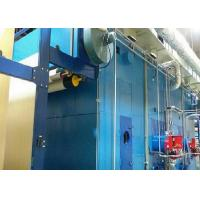 China Gas Heated Loop Steamer Machine Printing Color Fixed For Reactive And Disperse Dye on sale