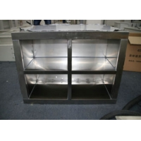 Wholesale 304 Stainless Steel Clean Room Equipment 1.2mm Shoes Ark Garments Store from china suppliers