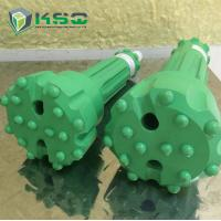 China Spherical Ballistic Inserts DTH Drill Bits Rock Drilling Bits For M40 DTH Hammer for sale
