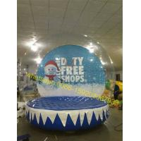 Wholesale sphere ball , snow globe inflatable for sale from china suppliers