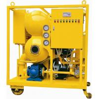 Wholesale Mobile High Vacuum Transformer Oil Purification Treatment Systems from china suppliers