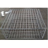 Wholesale Silver High Strength Gabion Wire Mesh Anti Corrosion Square Hole Shape from china suppliers