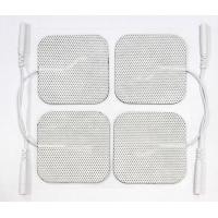 China Custom Nerve Stimulator Self-Adhesive Electrode Pads , TENS Machine Electrodes For Treatment on sale
