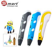 Wholesale Lightest intelligent thermal heating ABS material v4 generation 3d printing pen from china suppliers