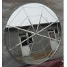 decorative wall mirror bathroom mirror round mirror groove mirrors spider web mirrors for sale