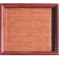 Buy cheap Non-Flammable Artistic Ceiling Tiles Wood Grain Color Wooden Frame from wholesalers