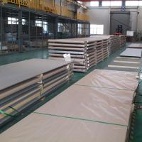 Best Structure Application Stainless Steel Floor Plate 304 316L 321 310S Hot Rolled 1D Finish wholesale