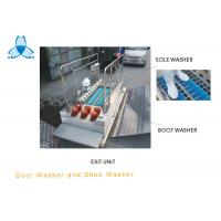 China Commercial SS304 Boot Cleaning Machine and Shoe sole cleaning machine Brush Tool For Pharmacy on sale