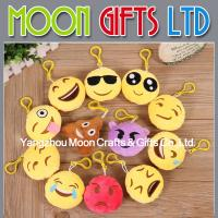 Best Wholesale Whatsapp Plush Emoji Keychain wholesale