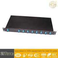 Wholesale 1260-1650nm Wavelength PLC Fiber Optic Splitter Free Sample Available from china suppliers