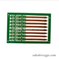 China HASL 1 OZ 2 layer HDI PCB board high-thickness copper IMS printed circuits For Temperature Controller for sale