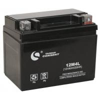 Wholesale 12v 4ah battery, 12v 4ah motorcycle SLA battery from china suppliers